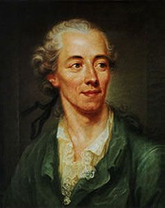 Johann Georg Jacobi (2 september 1740- 4 januari 1814) - Portret door Johann Heinrich Wilhelm Tischbein, 18e eeuw