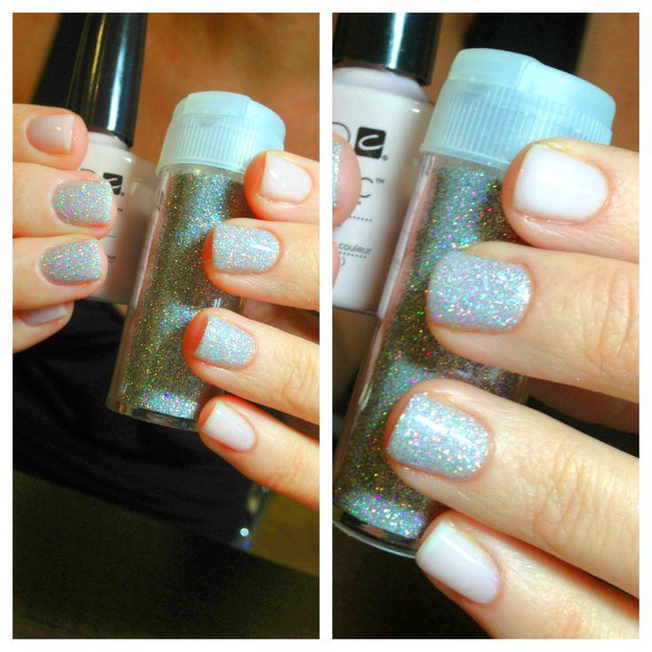 cnd shellac nail art glitter shellac nail designs pinterest nail art shellac nails