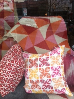 Armadillo rug, if you only buy one rug make it an Armadillo rug.....gorgeous....also Mokum outdoor cushions......
