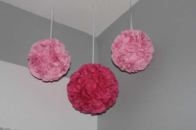 easier fabric pom poms