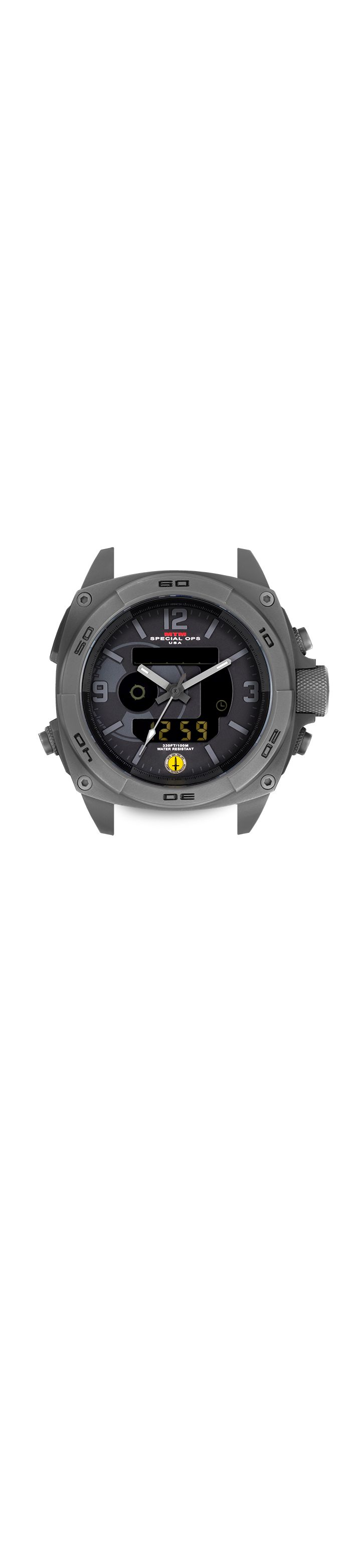 Radiation Watch | Gray RAD | MTM Special Ops Watches