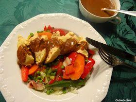 Le blog de Clementine: Poulet à la mexicaine sauce mole de Jamie Oliver