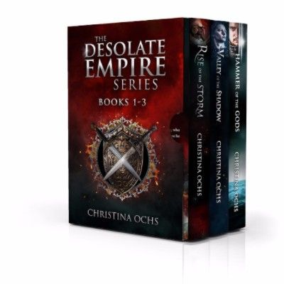 Weekly Fantasy Fix: The Desolate Empire Series: Books 1-3