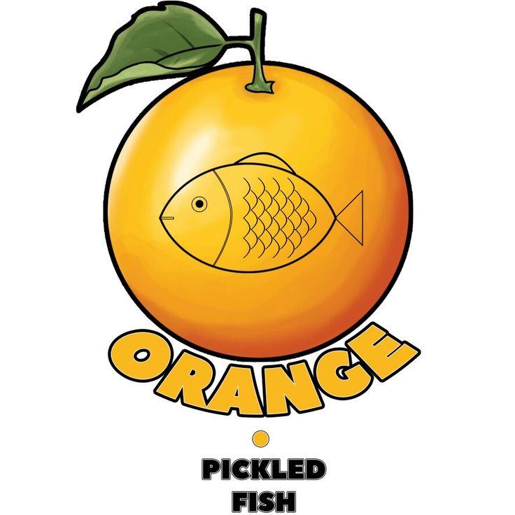 Pickled fish logo