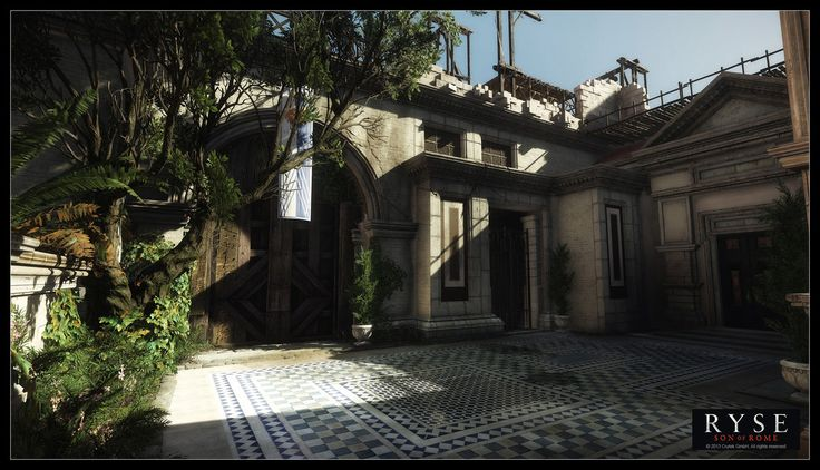 Ryse - Son of Rome (Microsoft / Crytek) - Image 9 by MadMaximus83 on DeviantArt