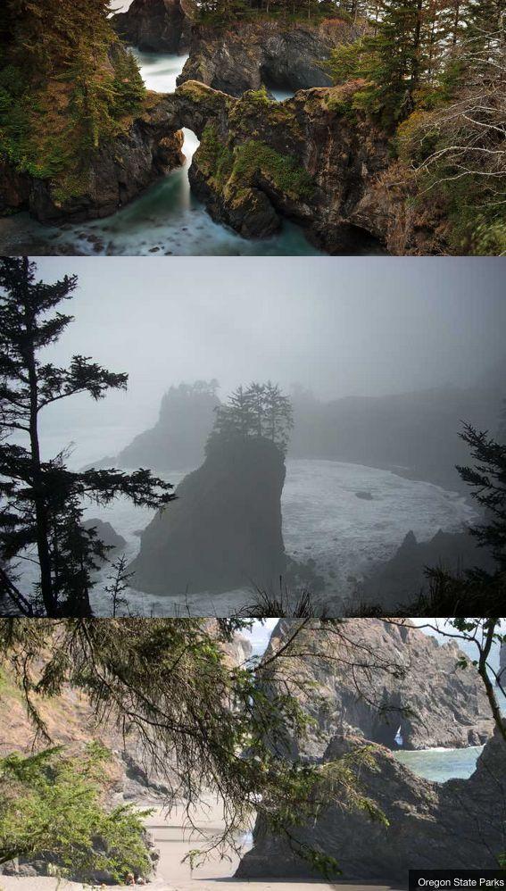 Oregon's Boardman State Park is very enchanting!