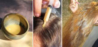 Coloration Cheveux : Recette facile et qui marche bien pour colorer vos cheveux naturellement