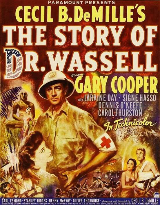 The Story of Dr. Wassell (1944) Gary Cooper, Laraine Day