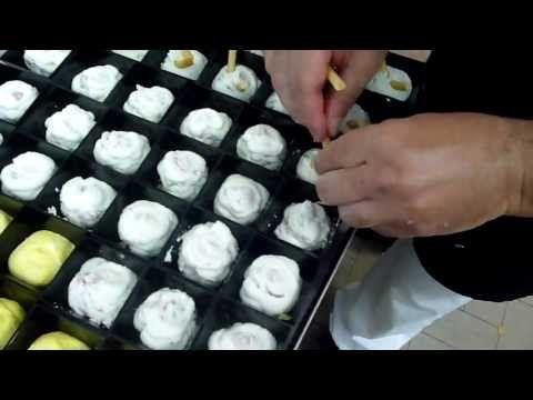 Bicchierini Salati per Antipasti, Aperitivi, Buffet, Rinfreschi - Ricette Dolci e Cucina - YouTube