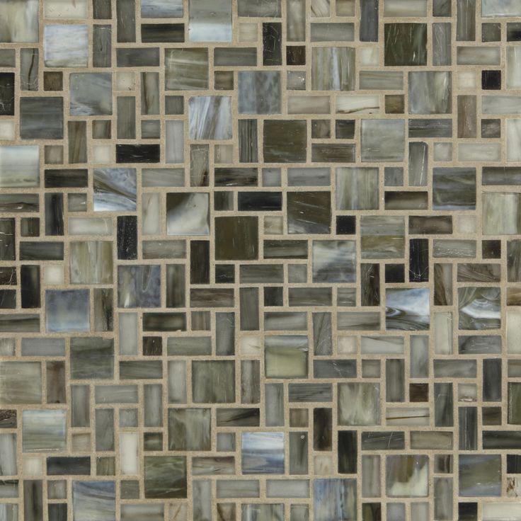 Gendai Mosaic Color Ando Silk