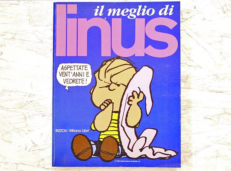 Il meglio di linus, Rizzoli-Milano Libri 1990?