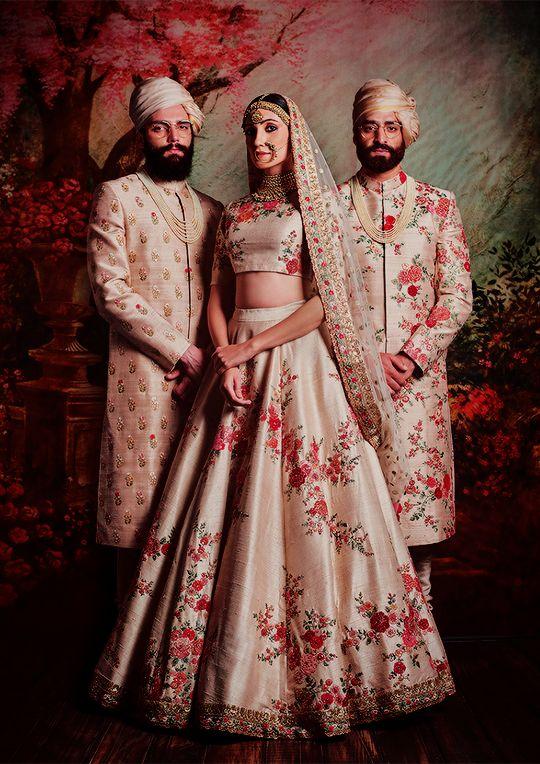 La Pinche Canela (aashiqaanah: Sabyasachi's The Mughal Garden...)