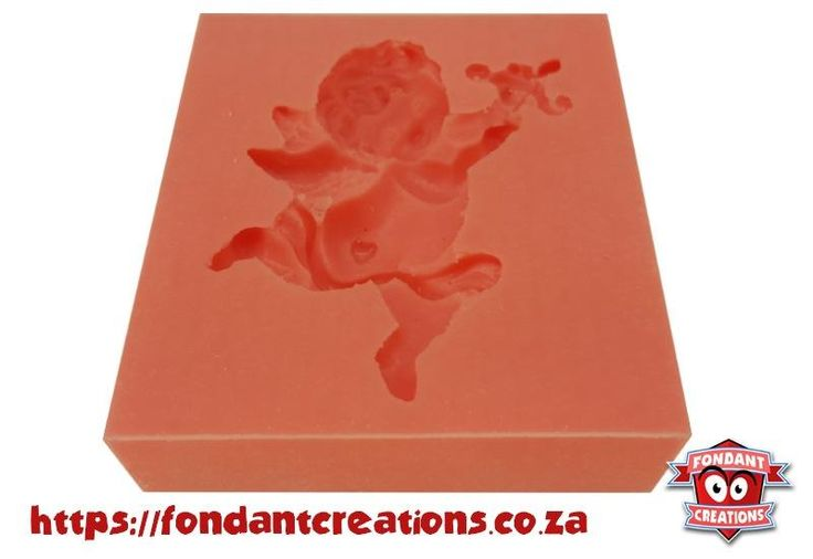 Cupid with Bow and Arrow Mould