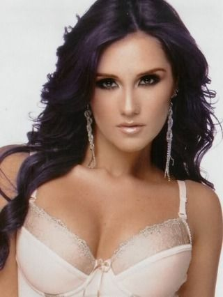 Violeta Volcanico Garnier 416 | Hair color | Pinterest