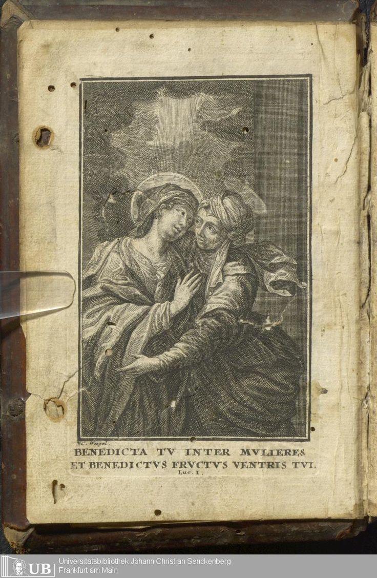 Ein Mittelneiderländisches Gebetbuch. Netherlands, Circa Mid 1500. Via: University Goethe Library. http://sammlungen.ub.uni-frankfurt.de/msma/content/titleinfo/3693933