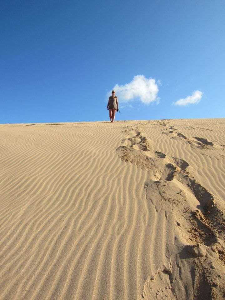 Punta Gallinas, Guajira Colombia #Colombia #travel