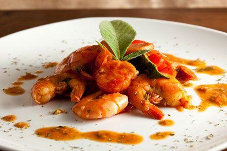 Γαρίδες στην κατσαρόλα με ουίσκι - Γρήγορες Συνταγές | γαστρονόμος online