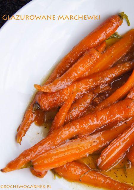 Ulubiony dodatek do obiadu. S�odycz marchewki i miodu prze�amana ostro�ci� [...]