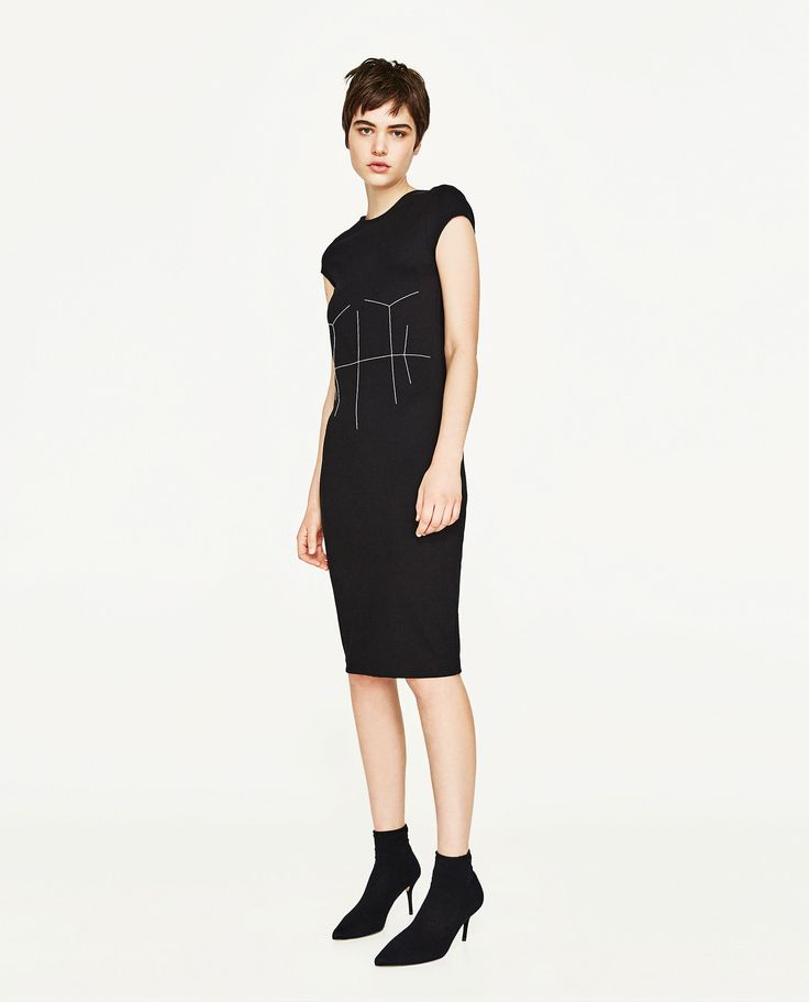 Schöne Kleider Zara