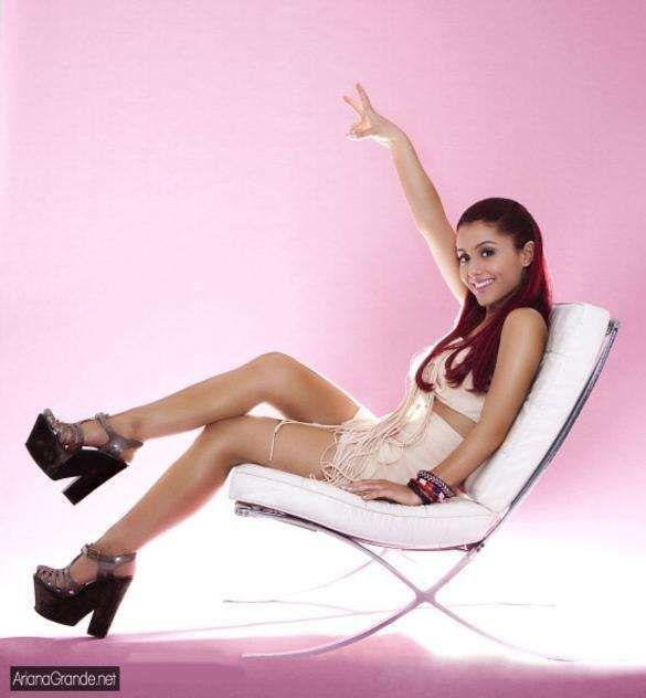 Ariana Grande Homework Online - image 7