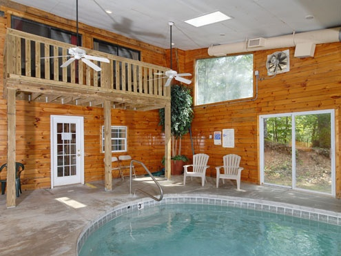 Bird haven 4 bedroom 3 5 bathroom cabin rental in - 4 bedroom cabins in gatlinburg tn ...