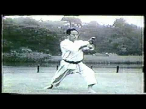 Shotokan Karate - Kata Unsu (M. Nakayama)  Kata are series of prearranged movements that help  the practicioner to practice and understand karate concepts.