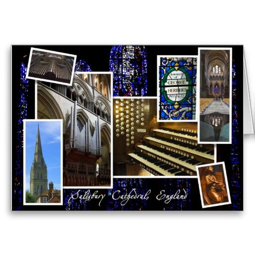 Salisbury Cathedral Christmas greetings