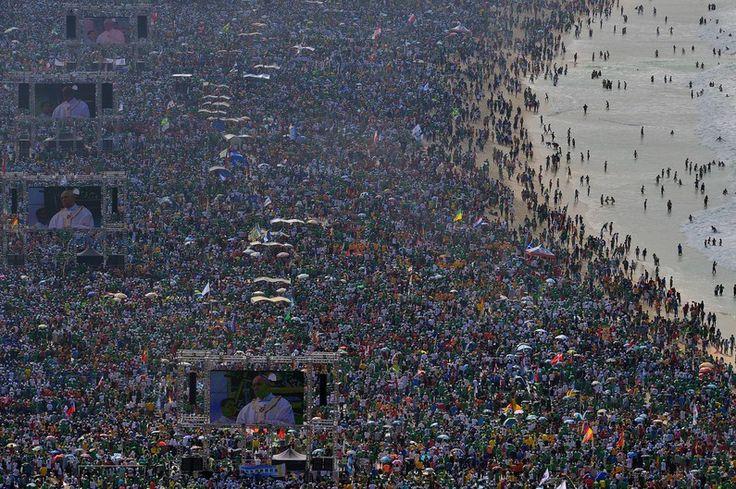 JMJ 2016 : la jeunesse catholique rassemblée à Cracovie