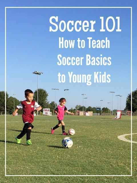Soccer 101: How to Teach the Basics of Soccer to Young Kids | Part of the FREE Olympics Unit for Kids | Bambini Travel