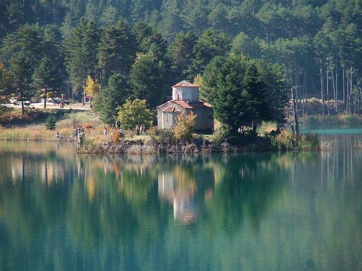 Feneos - Lake Doxa