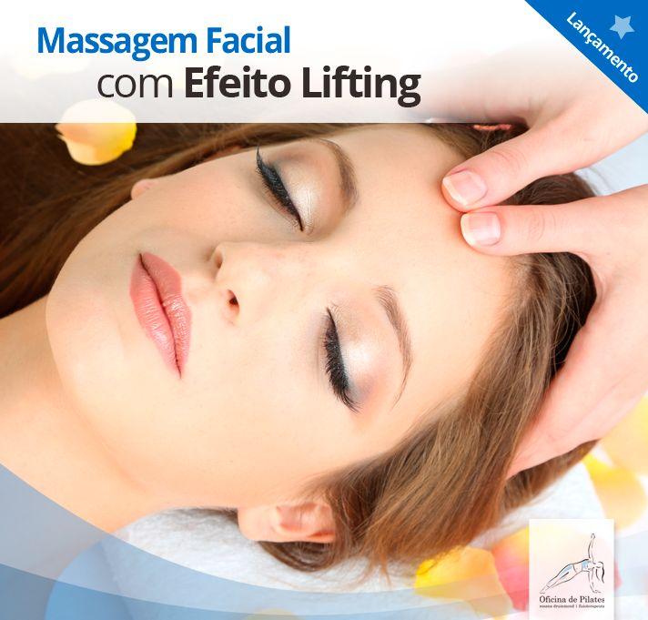 Técnica inovadora que através de movimentos vigorosos efetuados na face, proporciona o rejuvenescimento facial, diminuição das rugas, combate o stress, melhora sensivelmente as dores de cabeça e relaxa o corpo.