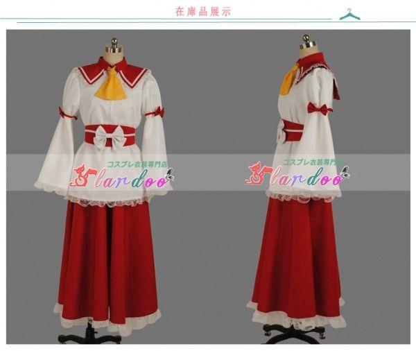 画像2: 東方Project 東方三月精風◆サニーミルク コスプレ衣装