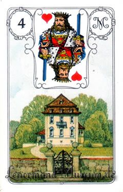mlle lenormand would have to be one of the first well known if not famous taroists. her fame, or infamy, came during a time nearly 100 years before arthur waite, crowly or paul christian were creating their mystic oriented decks