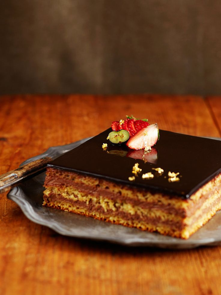 【ELLE a table】マクロビオティック・ガトー・ショコラ(チョコレートケーキ)レシピ|エル・オンライン