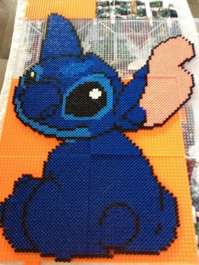 55 best crafts lilo and stitch images on pinterest c2c for Lilo and stitch arts and crafts