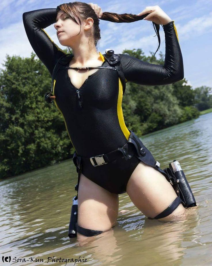 Lara Croft from Tomb Raider Underworld - Daily Cosplay .com