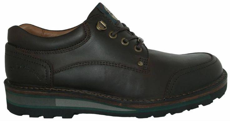 Dr Livingstone Boot 4896-1502 - Herenschoenen voor smalle voeten, maar ook voor brede voeten. 3 Wijdtematen beschikbaar.