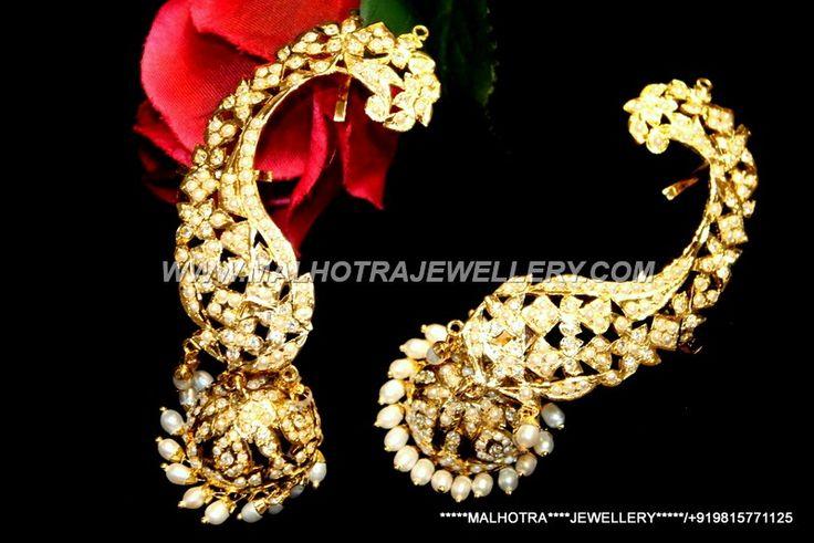 Gold jadau kaanfool/ J.D.K= J.S 1027