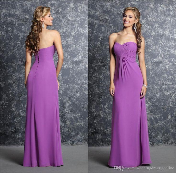 Best 205 2015 Bridesmaid Dresses images on Pinterest | Buy wholesale ...
