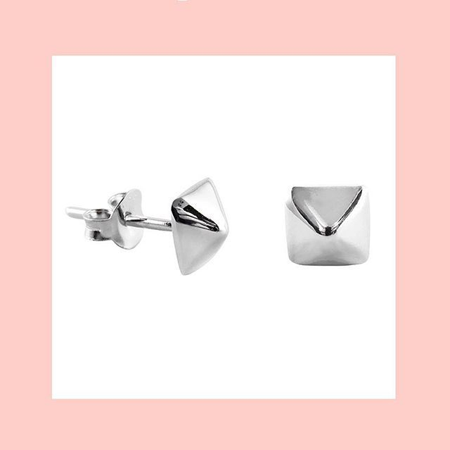 STUD EARRINGS #sterlingsilver #gold #rosegold Shop now by following the link in bio or check out the full range at correyandlyon.com.au