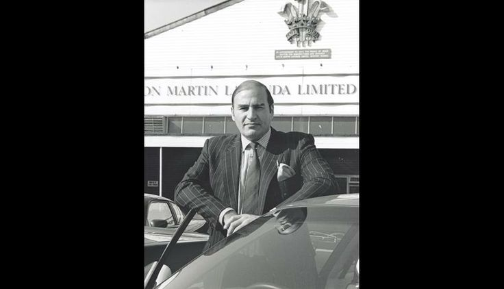 |1981| The company is bought by Tim Hearley's 'CH Industrial' and 'Pace Petroleum' owned by Victor Gauntlett. Gauntlett becomes Chairman of the company. #AstonMartin