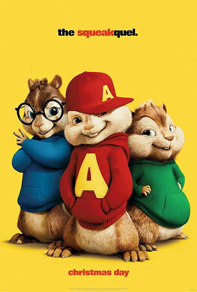 Pin By Divya Yadav On Alvin And The Chipmunks Chipmunks Movie