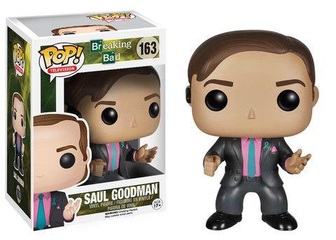 Pop! TV: Breaking Bad - Saul Goodman   Funko.        Better Call Saul!!!