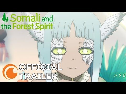 Somali And The Forest Spirit Official Trailer 2 Youtube