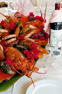 Lobster platter © New Caledonia Tourism