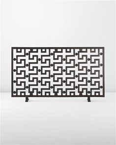 midcentury fireplace screen google search