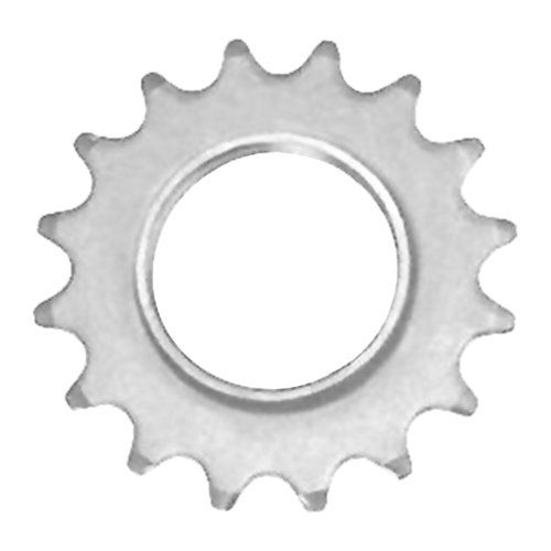 On Sale: http://fixiecycles.com/shop/drivetrain-components-drivetrain-components/state-bicycle-fixed-gearfixie-bike-cog-silver-14t/  -  State Bicycle Fixed Gear/Fixie Bike Cog, Silver, 14T #fixie