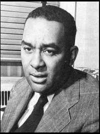 """Rayson, Ann. """"Richard Wright's Life."""" Richard Wright's Life. Oxford University Press, 2000. Web. 25 Feb. 2013. ~ Richard Wright was a famous author whose work, sometimes controversial, was related the the racial struggles. His works helped redefine the race relations in the US in the 20th century."""