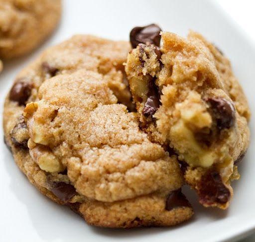 Making Sweets: Μαλακά Μπισκότα με Κομμάτια Σοκολάτας
