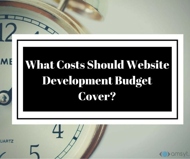 Want to built new Website? Website redesign? How Much Should A Website Cost?